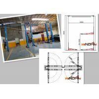 Buy cheap 5000kg Hydraulic Auto Hoist 2 Post Hydraulic Scissor Car Lift With CE from wholesalers