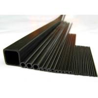 Quality RC Hobby Application Pultrusion Square Carbon Fiber Tube for sale