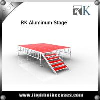 Buy cheap Wholesale wedding stage decoration price finished the stage used portable stage for sale from Wholesalers