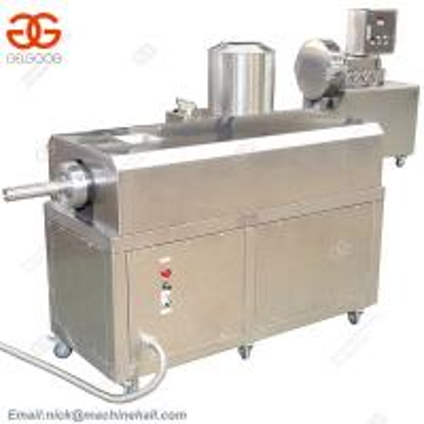 prawn cracker extruding machine