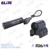 Quality FDA Certified IRS-0400 4mw Non-waterproof Infrared Laser Sight with Rail Mount for Rifles & Pistols for sale