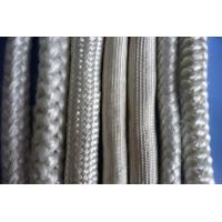 Quality High Temperature Gasket Stove Sealing Glass Fibre Rope With Fireproof for sale