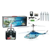 China #5884 4ch Rc Helicopter Bell206 (100% Rtf) on sale