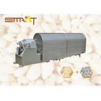 Quality Automatic Puffed Rice Machine , Stainless Steel 304 Rice Pop Machine for sale