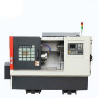 China Automatic Lathe Machine Slant Bed GSK Control System 40mm Spindle Bore on sale