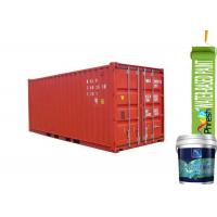 Quality Low VOC Waterborne Shipping Container Paint Water Resistant Two Component for sale