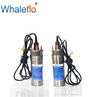 China Whaleflo  12L/M 12Volt Submersible Water Well Solar  Pump For livestock on sale