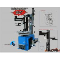 Quality Semi-automatic Car Tyre Changer Machine With Max. Rim Width 12.5'' for sale