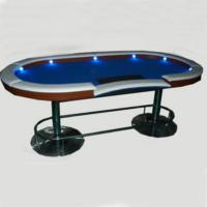 light poker table - quality light poker table for sale