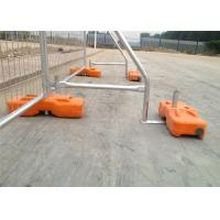 Quality NZ Standard Building Site Security Fencing Panels Crowd Control Fencing for sale