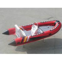 Buy cheap 5.2m Korea PVC colorful  big sunbath panel  inflatable rib boat  rib520B with  center console from Wholesalers