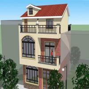 China 3 Story Modular Prefab Modular Homes Villa Building Light Steel Framing on sale