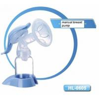 China Manual Breast Pump on sale