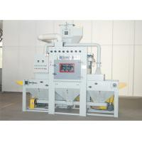 Quality Belt Conveyor Auto Blasting Machine Transmission Automated 8mm Nozzle Dia for sale