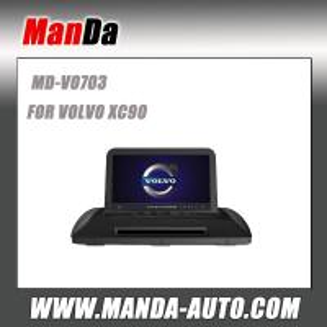 Quality Manda car dvd player for Volvo xc90 car dvd auto radio navigation in-dash head units satellite gps auto stereos for sale