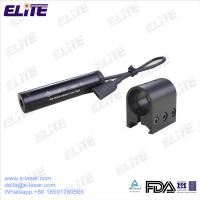 Quality FDA Certified IRS-0600B 4mw Non-waterproof Infrared Laser Sight with Rail Mount for Rifles & Pistols for sale