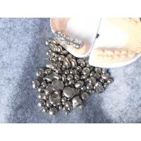 Anti Corrosion High Nickel Alloys , Base Metal Casting Alloys Shot Or Pellet Shape