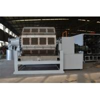 China OEM Paper Pulp Egg Carton Making Machine , Egg Crate Making Machine on sale