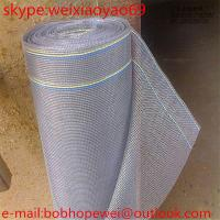 Quality Hot sales! Durable Galvanized Window Screen (14 years