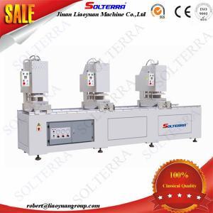 Quality UPVC Windows Three Head Seamless Welding Machines SHZ3C-120x3500 for sale