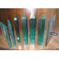Quality Bullet Proof Laminated Security Glass / Clear Laminated GlassFor Bank for sale
