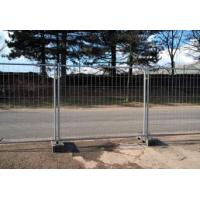 Quality M400 Heras Mobile Temporary Fencing 2.0m Height 2.2m Width for sale