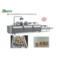 China Automatic Stainless Steel Energy Bar Manufacturing Equipment Cereal Bar / Ball Forming on sale