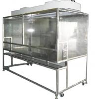 Quality stainless steel hardwall modular portable clean room / Clean Booth for sale