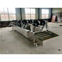 Quality High Pressure Fan Vegetable Dryer Machine , 0.75KW Vegetable Drying Equipment for sale