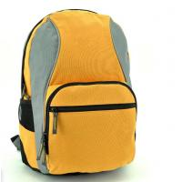 China Unisex Sports Travel Backpack School Bag For High School Boys Eco Friendly on sale