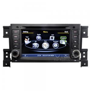 Quality C053 Suzuki Vitara Sat Nav Headunit Multimedia GPS Navigation for sale
