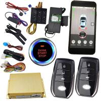 Quality Reatime Online Smartphone Car Alarm System Cell Phone Remote Start Gps Vehicle Tracking for sale