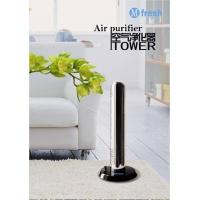China Glass Tower  Air Purifiers Made by Stainless Steel on sale