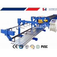 Quality Air-operated Metal Deck Roll Forming Machine High Frequency for sale