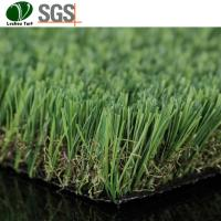 Quality Garden Plastic Indoor Outdoor Artificial Grass Carpet 35mm For Futsal for sale