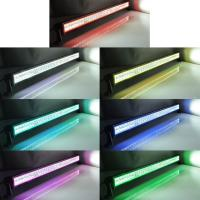 China 240W 41.5' RGB Halo Led Light Bars Trucks Various Color 2880~21000 High Lumen For Cree on sale