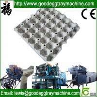 China Automatic Paper Pulp Molded Egg Tray Machine on sale