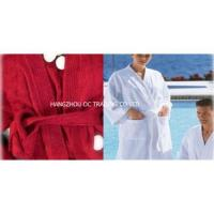 Quality Bamboo bathrobe for sale