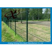Quality Customized Welded Wire Mesh Fence Panels Curved 200*50 ISO Listed for sale