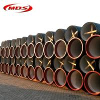 China us tyton type ductile cast iron pipe manufacturing on sale