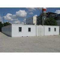 Flat Pack Modular Buildings, Easy to Install, Customized Requirements are Accepted