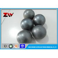 Quality 80mm high Chromium ball , High Chrome cast iron balls ,Casting Grinding Balls , Cr 32 % for sale