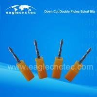 China Double Flutes Spiral Downcut Router Bit For Sale on sale