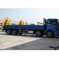 Quality Commercial 6.3T Articulated Boom Crane 11m Lifting Height with CE Certificate for sale