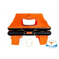 Quality Small Craft Life Raft Survival, Self Inflating Emergency RaftWith 12 - Person for sale