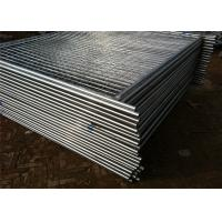 Quality Q235 Steel Temporary Dog Fence Dog Perimeter Fence Weather Resistance for sale