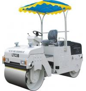 LTC3B 3tons Mechnical Double Drum Vibratory Road Roller