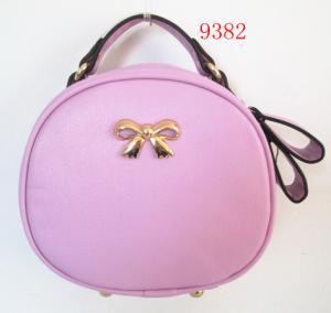 Quality 2019fashion cheap lady round shape handbag for sale