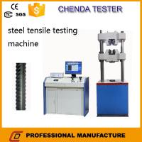 Buy cheap WAW-300BHydraulic Universal Testing Machine +Universal Tensile Testing Machine+Tensile Strength Testing Machine from Wholesalers