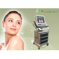 Buy cheap Best Effective 5~40J energy output Wrinkle Removal Hifu Face Lift Machine for skin rejuvenation from wholesalers